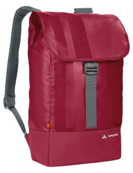 "VAUDE Wash Off 3.0 Tay Rucksack mit Laptopfach 15.6"" darkred"