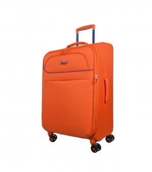 Verage Breeze Trolley M 4 Rollen erweiterbar Mandarin Orange