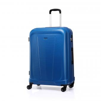 Verage Hero Trolley L 4R 78cm, erweiterbar Blue