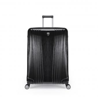 Verage Manhattan Trolley L 4R 79cm, erweiterbar Black