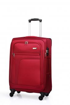 Verage Rock IV Trolley L 4 Rollen Dark Red