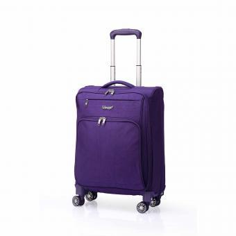 Verage S-Max Trolley S 4R 55cm, faltbar mit abnehmbaren Rollen Purple