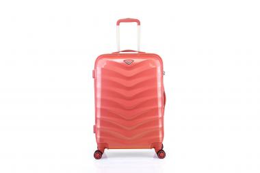 Verage Seagull Trolley M 4R 66cm Hot Coral