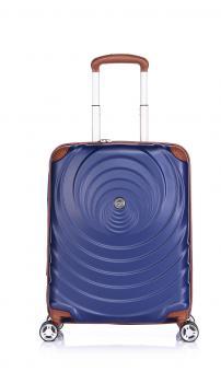 Verage Spiral Cabin Trolley S 4 Rollen, erweiterbar Blue