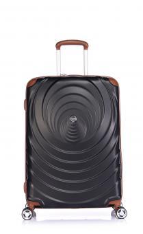 Verage Spiral Trolley M 4 Rollen, erweiterbar Black