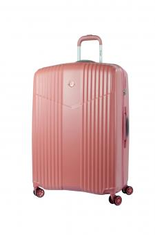 Verage V-Lite Trolley L 4R 75cm Coral Pink