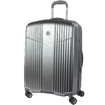 Verage V-Lite Trolley M 4R 65cm Brushed Silver