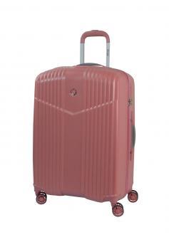 Verage V-Lite Trolley M 4R 65cm Coral Pink