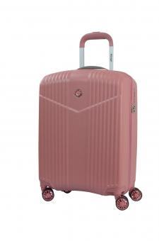 Verage V-Lite Trolley S 4R 55cm Coral Pink