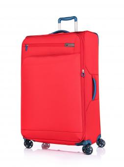 Verage Visionary Trolley L 4R 80cm, erweiterbar Sun Red
