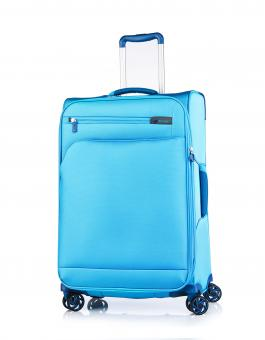 Verage Visionary Trolley L 4R 80cm, erweiterbar Water Blue