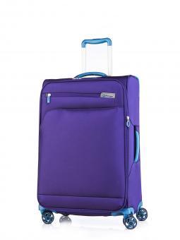 Verage Visionary Trolley M 4R 69cm, erweiterbar Purple
