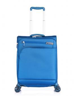 Verage Visionary Trolley S 4R 55cm, erweiterbar Lyons Blue