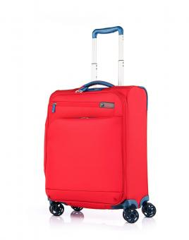 Verage Visionary Trolley S 4R 55cm, erweiterbar Sun Red