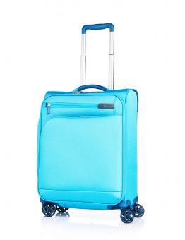 Verage Visionary Trolley S 4R 55cm, erweiterbar Water Blue
