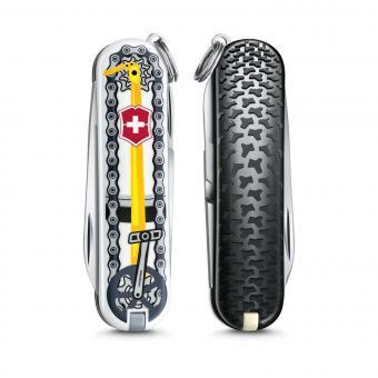 Victorinox Kleines Taschenmesser Classic *Limited Edition 2020* Bike Ride