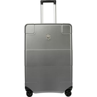 Victorinox Lexicon Hardside Medium Hard Side Case Titanium