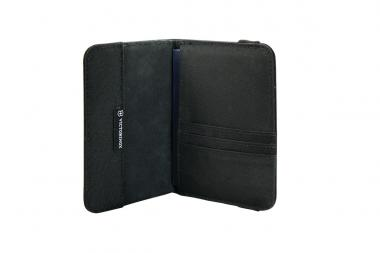 Victorinox Travel Accessories 4.0 Passport Holder mit RFID-Schutz Black