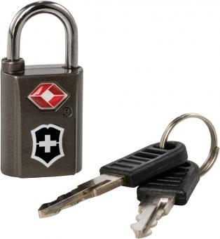 Victorinox Travel Accessories 4.0 TSA  Key Lock Set, Grey