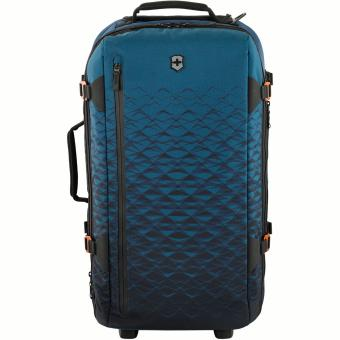 Victorinox Vx Touring 2-Wheeled Medium Duffel expandable Dark Teal