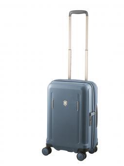 Victorinox Werks Traveler 6.0 Frequent Flyer Hardside Carry-on, erweiterbar Blau