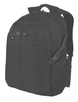 Victorinox Vx Sport Pilot Backpack mit 16 Zoll Laptopfach Schwarz