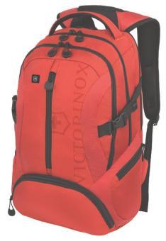 Victorinox Vx Sport Scout Backpack mit 16 Zoll Laptopfach Rot