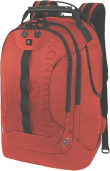 Victorinox Vx Sport Trooper Backpack mit 16 Zoll Laptopfach Rot