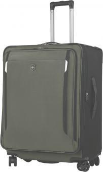 Victorinox Werks Traveler 5.0 WT 27 Dual-Caster Trolley Olive