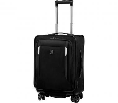 Victorinox Werks Traveler 5.0 WT 20 Dual-Caster Universal-Handgepäcktrolley Schwarz
