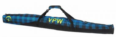 Völkl Performance Wear Free Free Single Ski Bag Denim Check