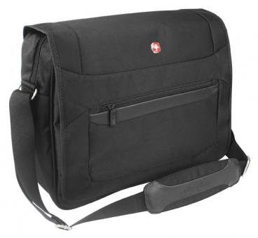 Wenger Business Basic Messenger Bag mit Laptopfach 16 Zoll