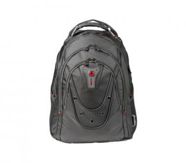 Wenger Ibex Rucksack mit Tablet-Fach schwarz