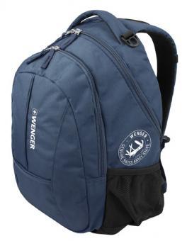 Wenger Backpacks Rucksack Java 17 Liter Java Blau