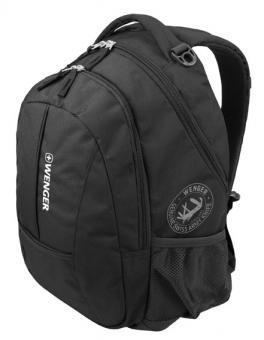 Wenger Backpacks Rucksack Java 17 Liter Java Schwarz