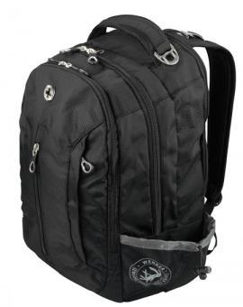 Wenger Backpacks Rucksack mit Laptopfach 16 Zoll Schwarz