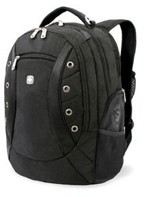 Wenger Backpacks Rucksack mit Laptopfach 15 Zoll Schwarz