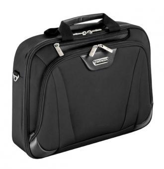 Wenger Business Deluxe RV-Businesstasche 1 Fach mit Laptopfach 16 Zoll schwarz
