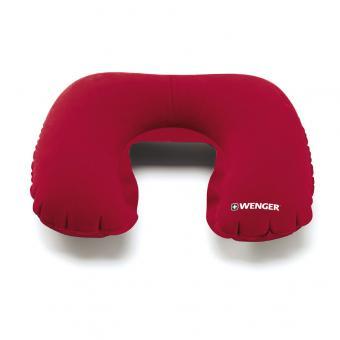 Wenger Travel Accessories Nackenkissen inklusive Hülle im Taschenformat Rot