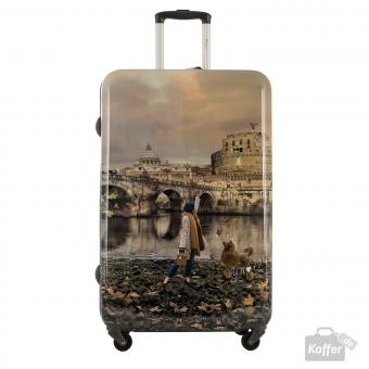YNot? Yes Case Trolley L 4 Rollen Rome Joyful Wind