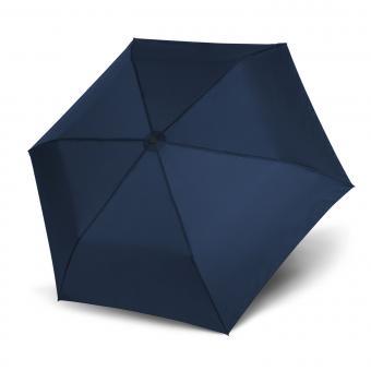 doppler Zero,99 Manuell Superleichter Taschenschirm deep blue