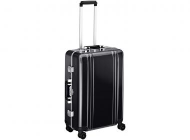 Zero Halliburton Classic Framed 4 Wheel Spinner Travel Case 24 Zoll black
