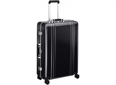 Zero Halliburton Classic Framed 4 Wheel Spinner Travel Case 28 Zoll black