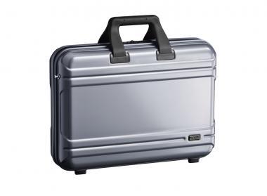 Zero Halliburton Laptop Attache 4 Zoll silver