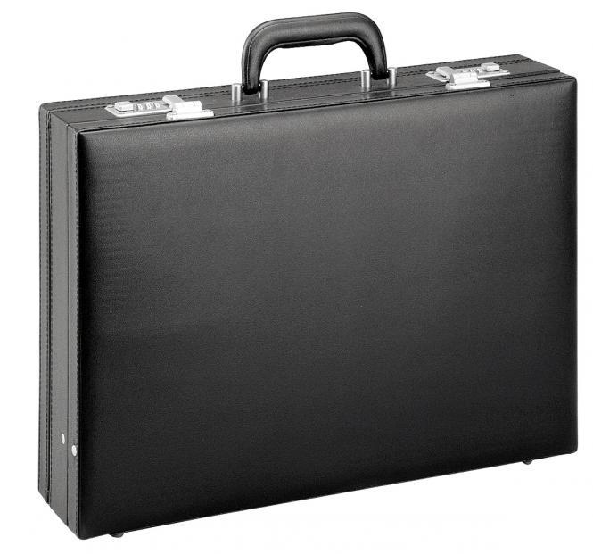 Aktenkoffer- 2625 schwarz
