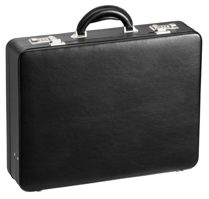 Aktenkoffer- 2629 schwarz