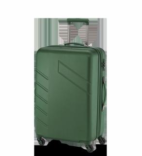 Trolley L, 4-Rollen Grün