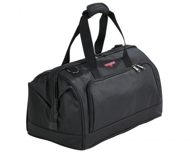 Travel Bag Foldable M Black