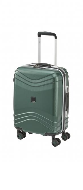 Trolley S mit 4 Rollen Emerald Green