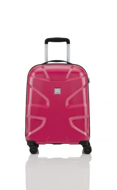 Trolley S 4 Rollen Fresh Pink